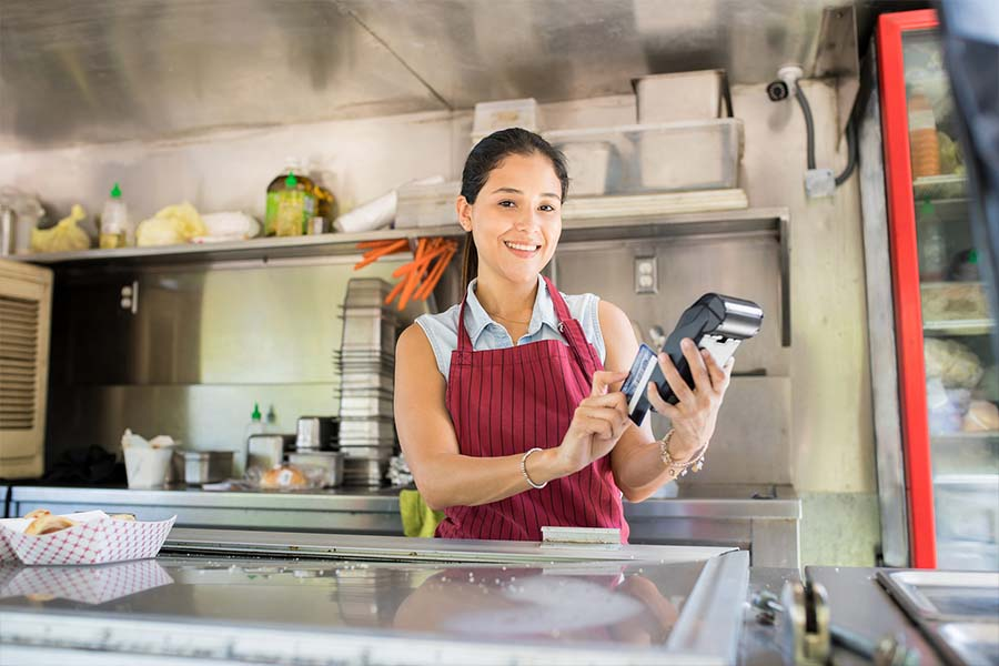 food truck owner business registration